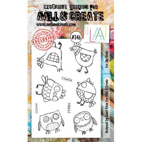 Stamp set #346- Aall and create