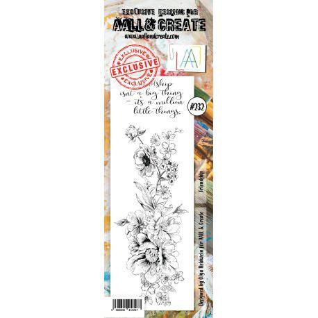 Stamp set 232 - Aall and create