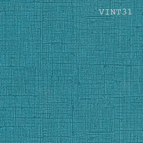 Cardstock Vintage Bleu canard 30,5x30,5 cm 216gr