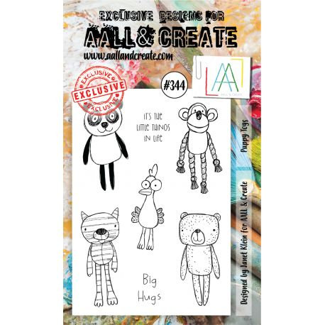 Stamp set #344- Aall and create