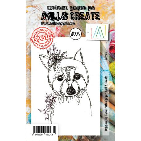 Stamp set 225- Aall and create