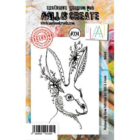 Stamp set 224- Aall and create