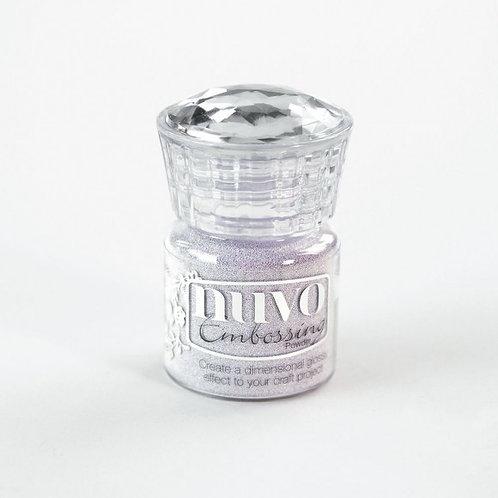 Poudre à embosser Soft lilac Nuvo Tonic Studios