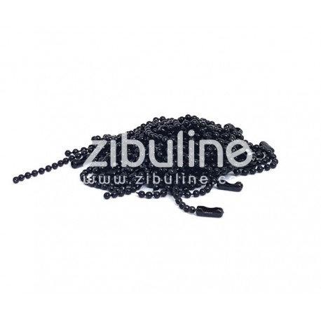 Chainette noir