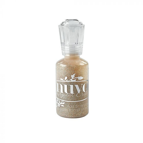 Nuvo Glitter drops Honey Gold Tonic Studio