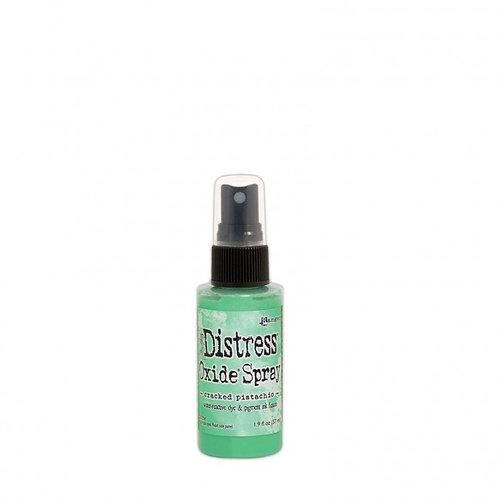 Distress Oxide Spray Cracked Pistachio Ranger