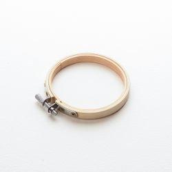 Cercle à broder Diam.8 cm