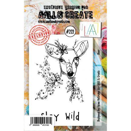 Stamp set 222- Aall and create