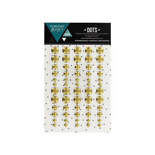 Dots Or Florilèges Design