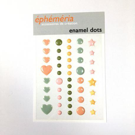 Enamels dots So'Special Ephéméria