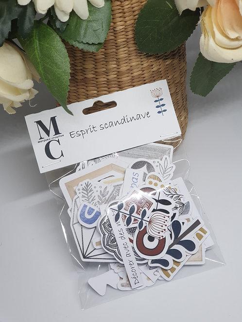 Dies cuts collection Esprit Scandinave Margaux Création