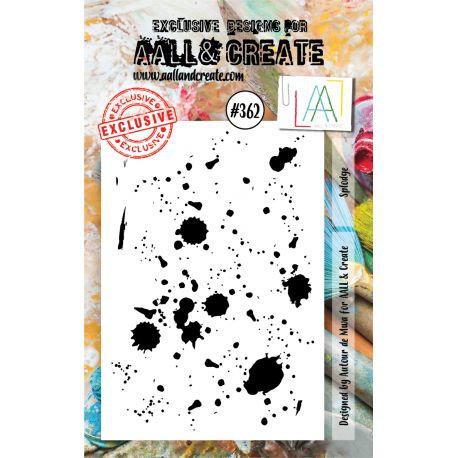 Stamp set #362- Aall and create