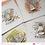 Thumbnail: Feuille Si mignons LES ATELIERS DE KARINE- Carte blanche