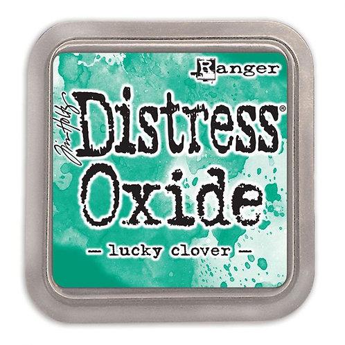 Distress Oxide Lucky clover Ranger