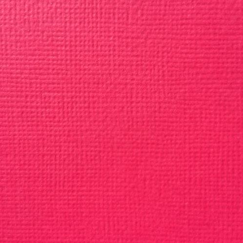 Cardstock Rose fushia 30,5x30,5 cm 216gr