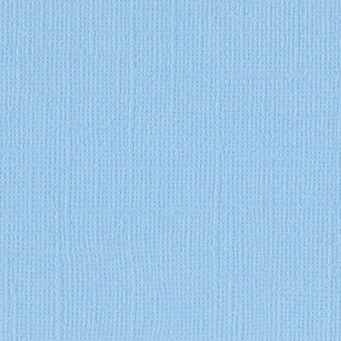 Cardstock Bleu 30,5x30,5 cm 216gr