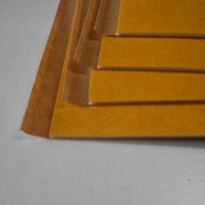 Mousse relief épaisseur 1,5mm Blanc Lilly Pot'Colle