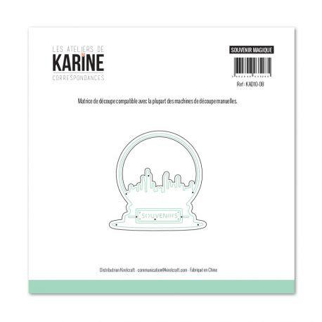 Die Souvenir Magique LES ATELIERS DE KARINE Correspondances