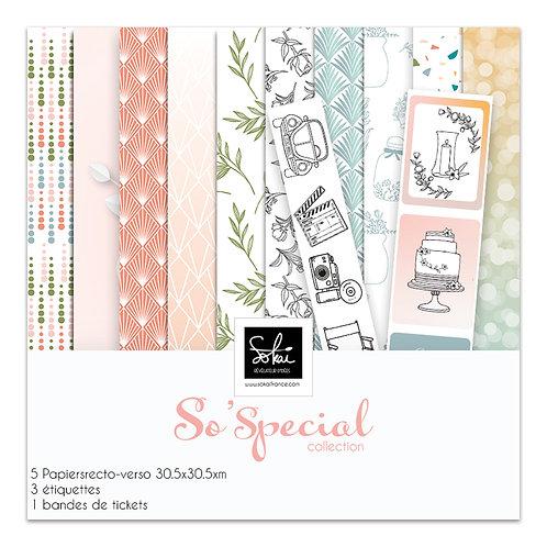 Collection papiers SOKAI SO'Spécial