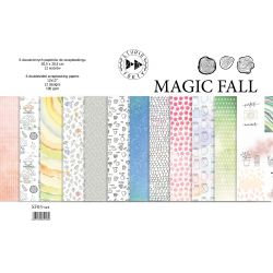 Collection papiers STUDIO FORTY Magic Fall