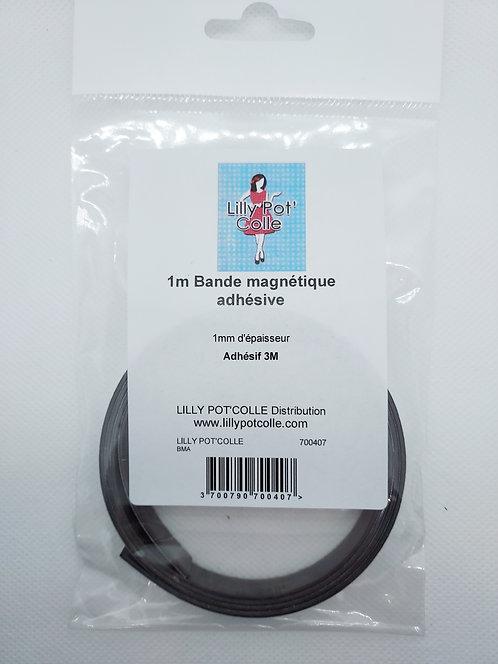 Bande magnétique adhésive 3M Lilly Pot'Colle