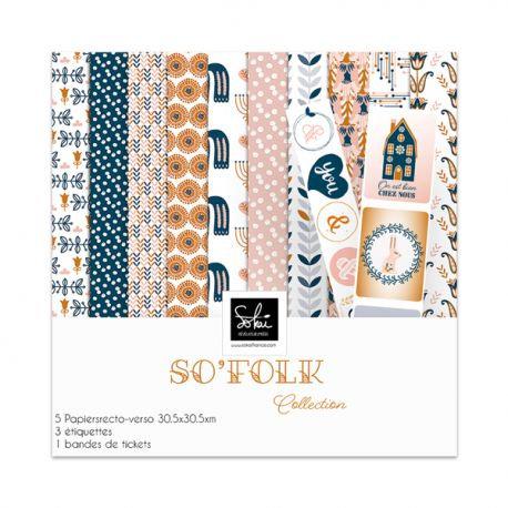 Collection papiers SOKAI SO'Folk
