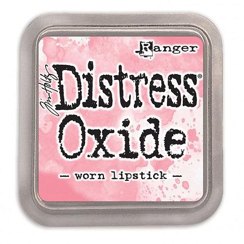 Distress Oxide Worn lipstick Ranger
