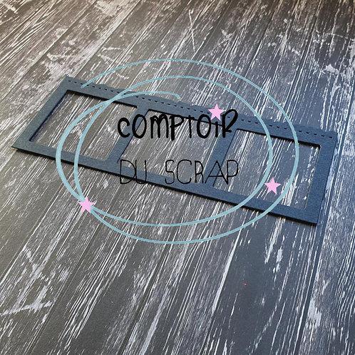 Die Grand pola pellicule Comptoir du Scrap