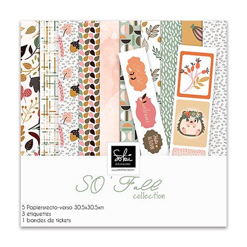 Collection papiers SOKAI SO'Fall