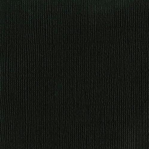 Cardstock Noir 30,5x30,5 cm 216gr