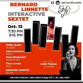 Bernard Linnette Interactive Sextet