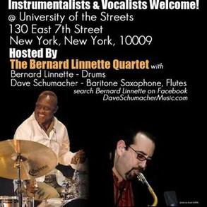 Bernard Linnette and Dave Shumacher
