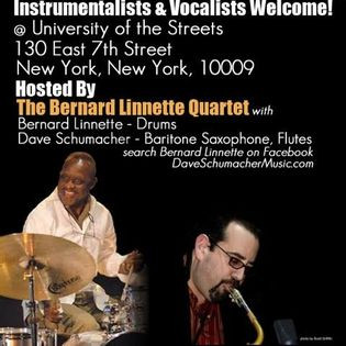 Bernard Linnette and Dave Shumacher