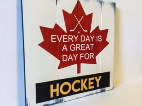 It's Canada's game