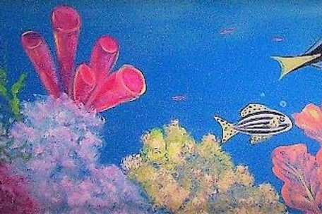 Underwater The Sea