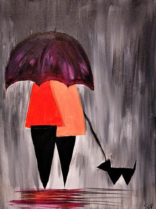Smile at the Rain.