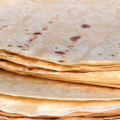 Pacote de Tortilla Grande 30cm
