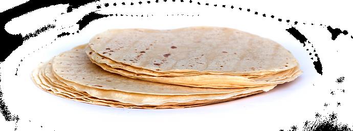 tortillhas guaco