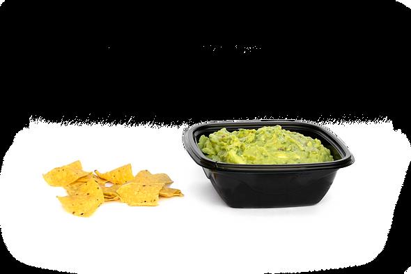 melhor guacamole e nachos
