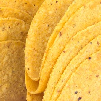 Pacote de Taco Shells Crocantes