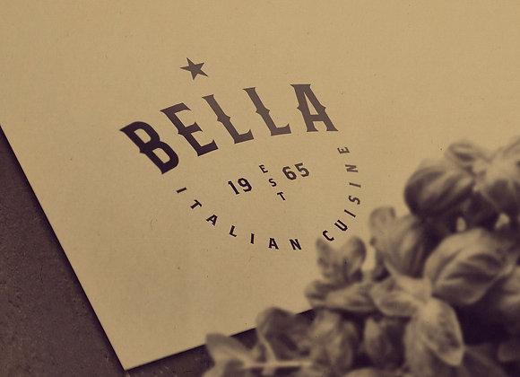 Vintage Italian Branding Pack