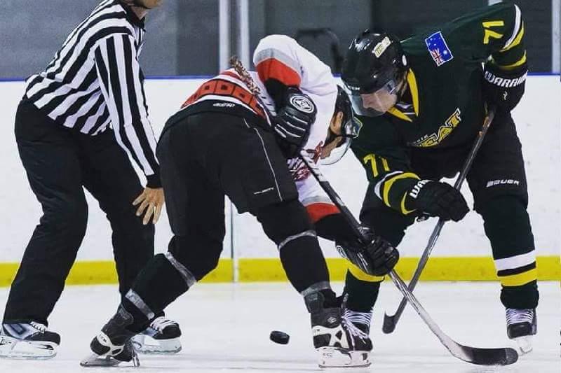 Sam Berry - Ice Hockey