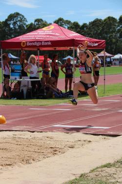 Olivia Duncan - Athletics