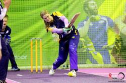 Allison McGrath - Cricket