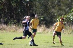 Nicole Swinfield - Football