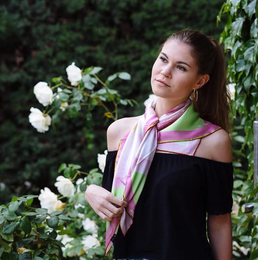 Formas de llevar el pañuelo