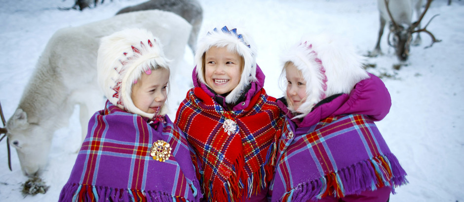 Learn English in The Artic!