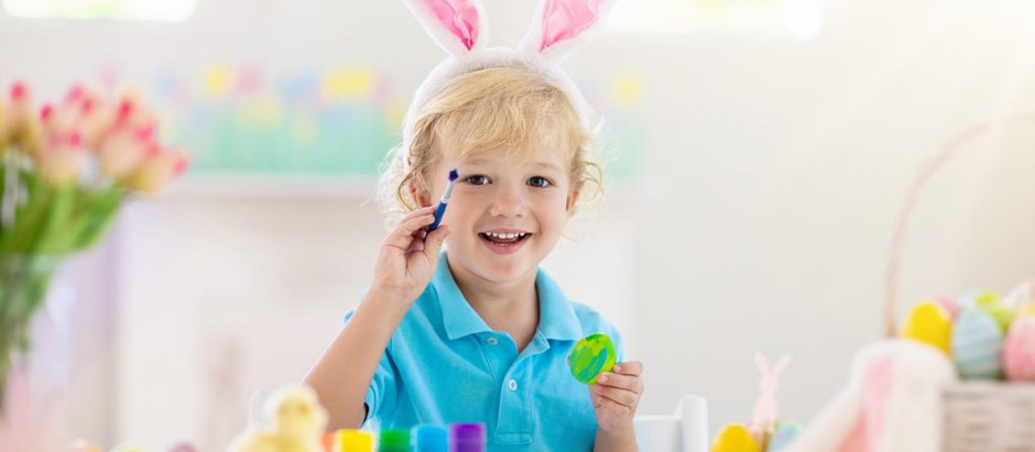 Learn English on Easter!