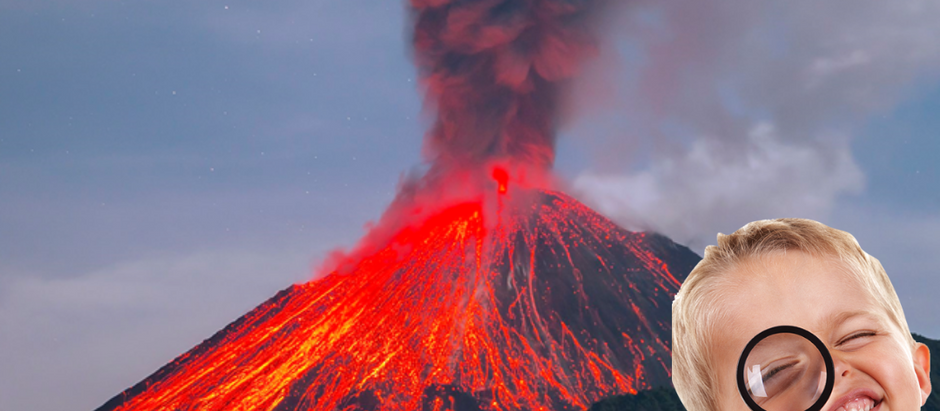 Learn English with VOLCANOES!