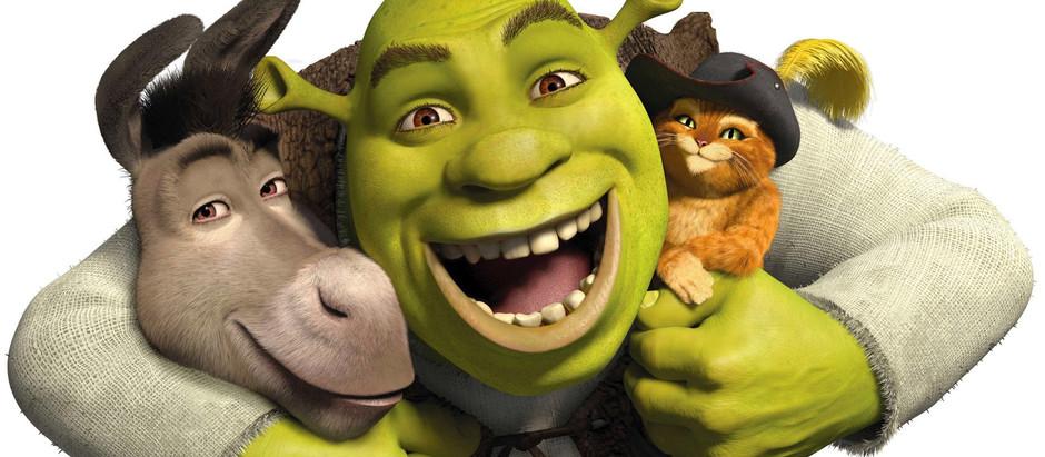 Learn English with Shrek!